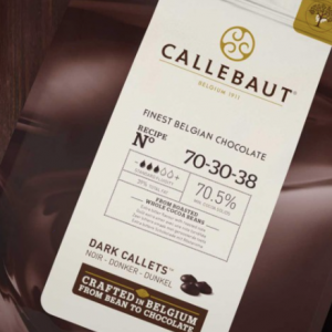 Callebaut callets chocolade Willy Vanilli