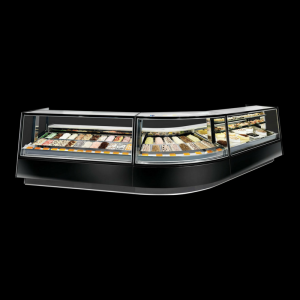 ISA Italy Kaleido ice display ijsvitrine Willy Vanilli main product image