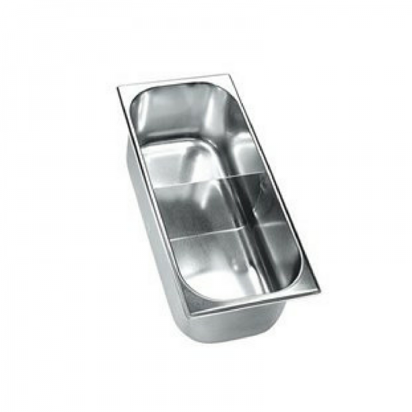 Linum inox ijscontainer ice container 3612 Willy Vanilli main product image